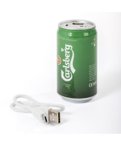 Carlsberg Can Power Bank
