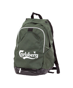 Carlsberg Green Backpack