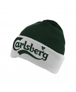 Carlsberg Green Winter Hat