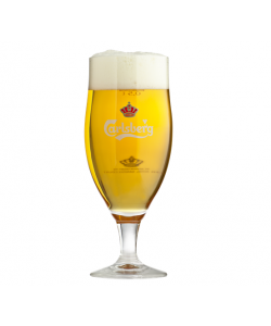 Carlsberg Stilk Glasses 50 cl.