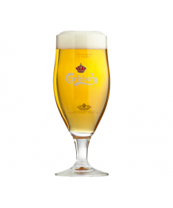 Carlsberg Stilk Glasses 40 cl.