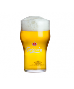 Carlsberg Nonic glass 25 cl.