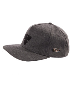 Carlsberg Snap Back Black Denim